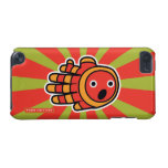 Hand shaped Surprised Baby Clown Fish iPod Touch (5th Generation) Cover