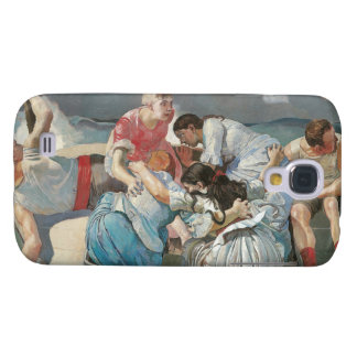 Surprised by the Storm Samsung Galaxy S4 Case
