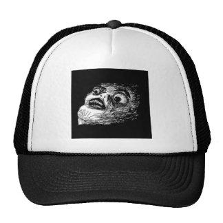 Surprised Comic face Trucker Hat