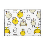 Surprised Easter chickens iPad Mini Cases