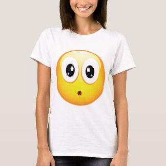 Surprised Emoticon T-Shirt