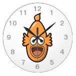 Surprised Fish. Clocks