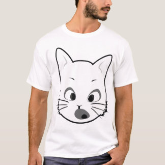 surprised kitty T-Shirt