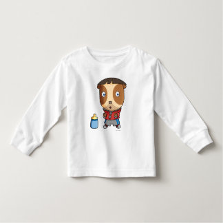 Surprised Samoo Toddler T-shirt