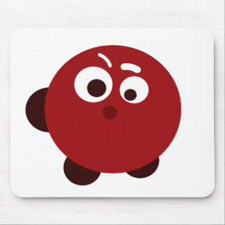 Surprised to See you Mouse Pad