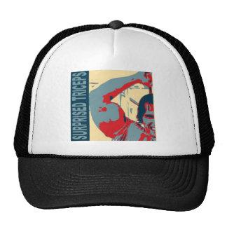 Surprised triceps! trucker hat