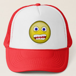 Surprised Trucker Hat