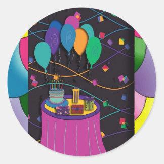 surprisepartyyinvitationballoons etiquetas