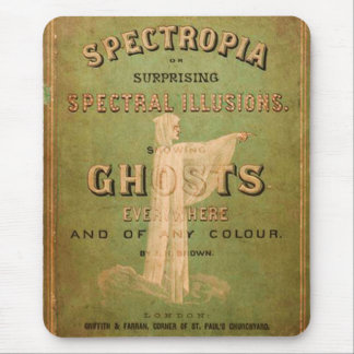 Surprising Spectral Illusions! Mouse Pad