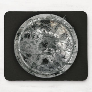 Surprising Time & Space Mouse Pad