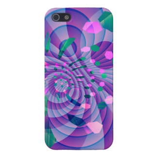 Surreal Abstract Case For iPhone SE/5/5s
