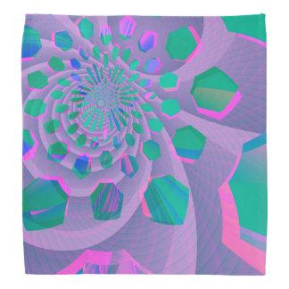 Surreal Abstract pattern Bandana