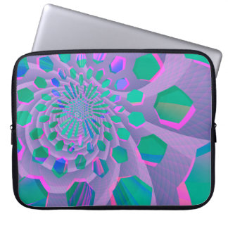 Surreal Abstract pattern Laptop Sleeve
