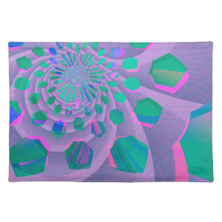 Surreal Abstract pattern Placemat