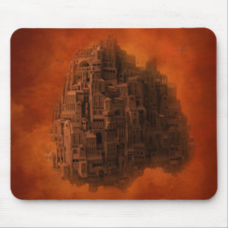 Surreal Architecture Mouse Pad