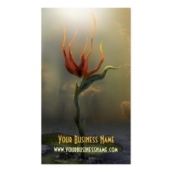 Surreal Art Business Card