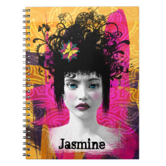 Surreal Art Personalized Notebook