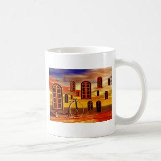 Surreal artworks coffee mug