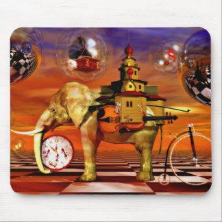 Surreal artworks mousepads