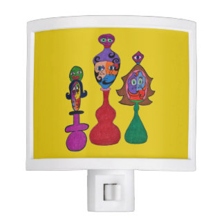 Surreal Bottled Up Dreams Night Light