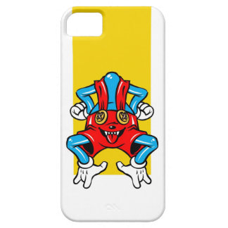 Surreal Cartoon Monster iPhone 5 Cover