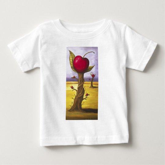Surreal Cherry Tree Baby T-Shirt