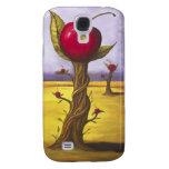 Surreal Cherry Tree Galaxy S4 Case