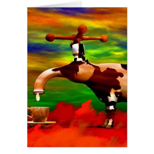 Surreal chess art paintings  fantastic art card