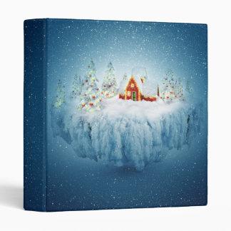 Surreal Christmas Fantasy  Binder