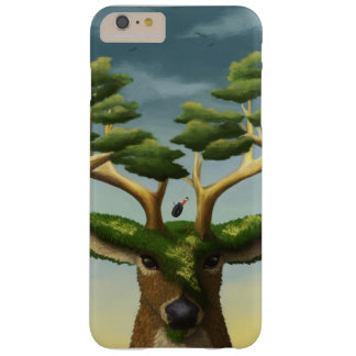 Surreal Deer Barely There iPhone 6 Plus Case
