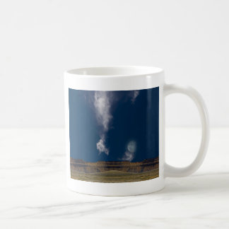 Surreal Desert Landscape Coffee Mug