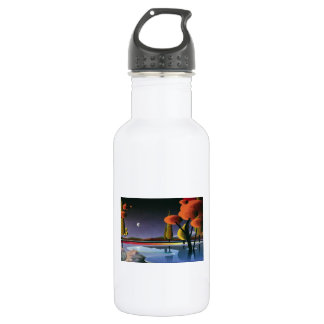 Surreal Forest Water Bottle