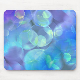 Surreal Fractal Abstract Design Mouse Pad