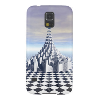 Surreal Fractal Tower Cases For Galaxy S5