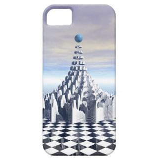 Surreal Fractal Tower iPhone 5 Cover