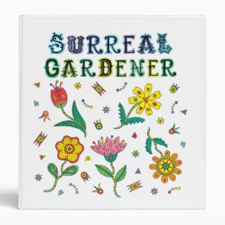 Surreal Gardener Binder