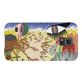 Surreal Island Galaxy S5 Case