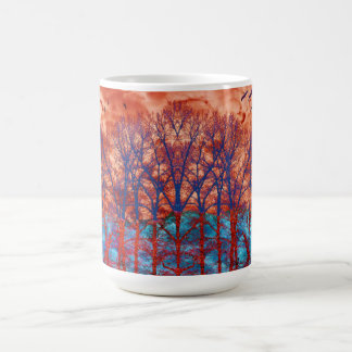 Surreal Landscape Coffee Mug