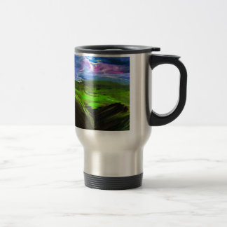 Surreal Landscape CricketDiane Art Products Travel Mug
