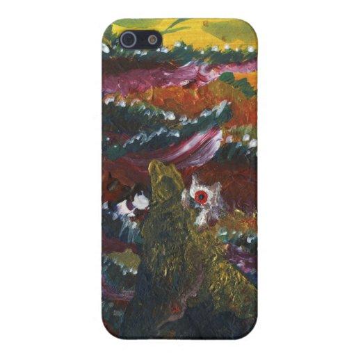 Surreal Landscape iPhone 5 Cases