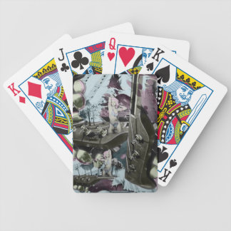 Surreal Life. Live in lyrics. Bicycle Playing Cards