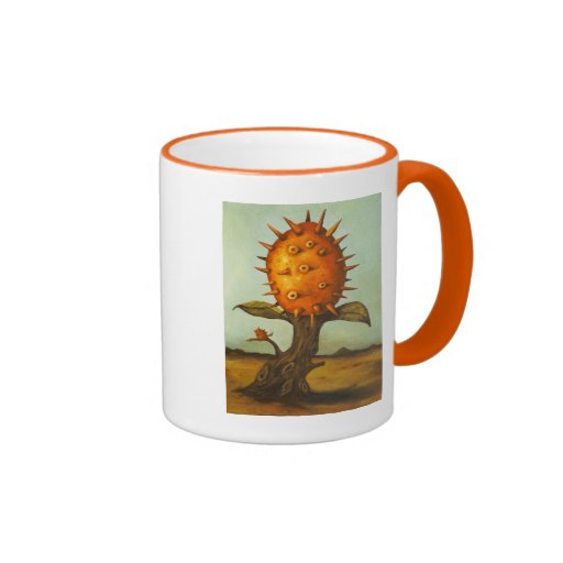 Surreal Melon Tree Mug