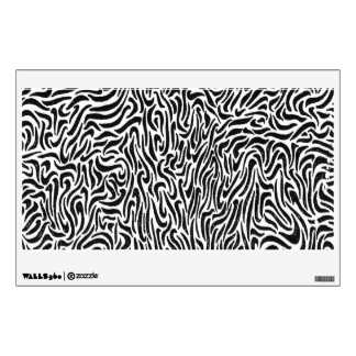 Surreal Motion Indicator Map Wall Sticker
