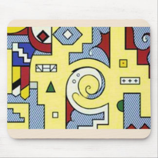 Surreal Mouse Pad