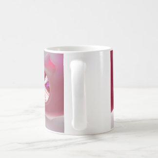 surreal mug
