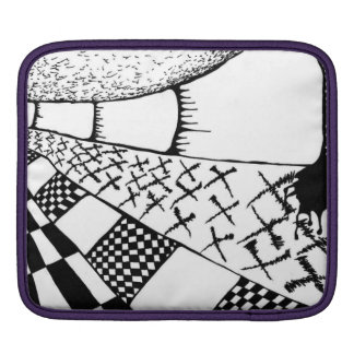Surreal Nets iPad Sleeve