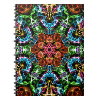 Surreal Spiral Note Books