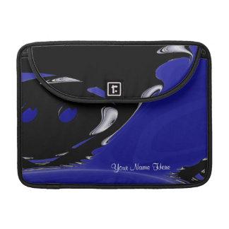 Surreal Punk Fractal Personal MacBook Case