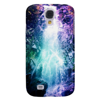 Surreal Rainbow Waterfall iphone3G/3GS Case Galaxy S4 Covers