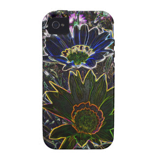 Surreal Rockery Flower iPhone 4 C-M Tough™ Case iPhone 4/4S Cover